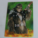 Star Wars Revenge of the sith #12 Trading card